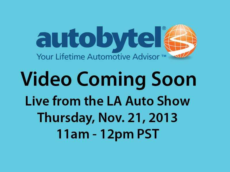 Video: Autobytel Live from the LA Auto Show