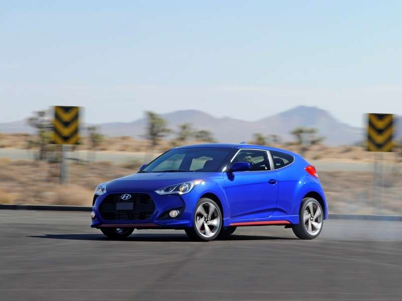 2014 Hyundai Veloster Gets More Standard Equipment