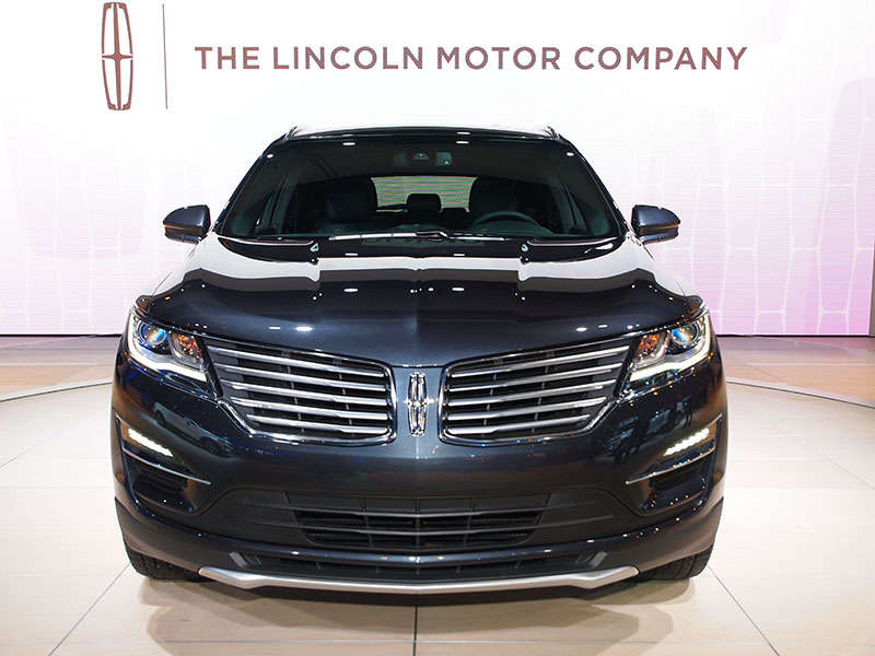 2015 Lincoln MKC Preview: 2013 Los Angeles Auto Show ...