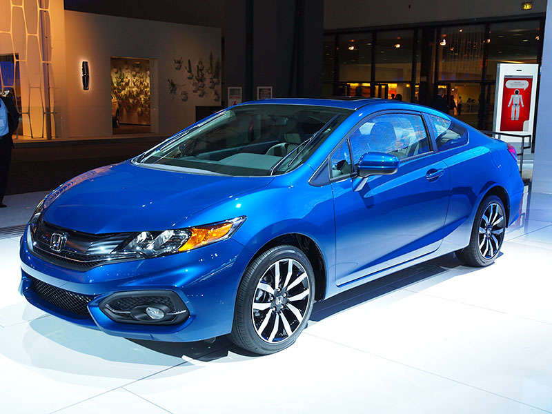 2014 Honda Civic Preview: 2013 Los Angeles Auto Show