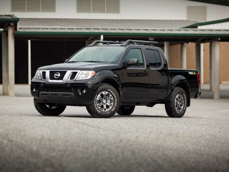 2014 Nissan Frontier: More Features, Same Price