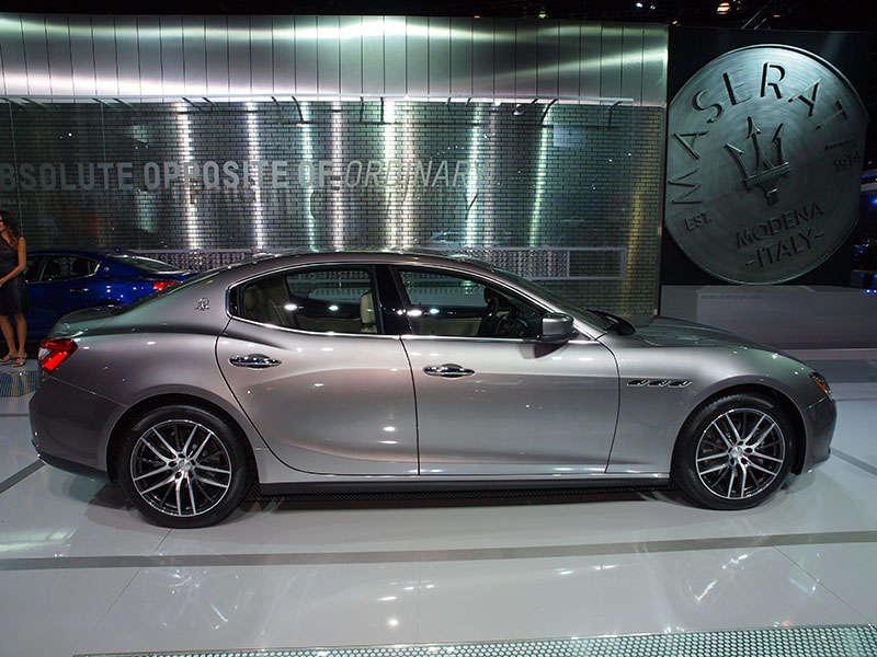 2014 Maserati Ghibli Preview: 2013 Los Angeles Auto Show
