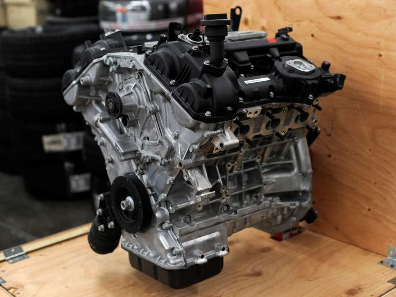 Hyundai Genesis Coupe Sparks Crate Engine Program
