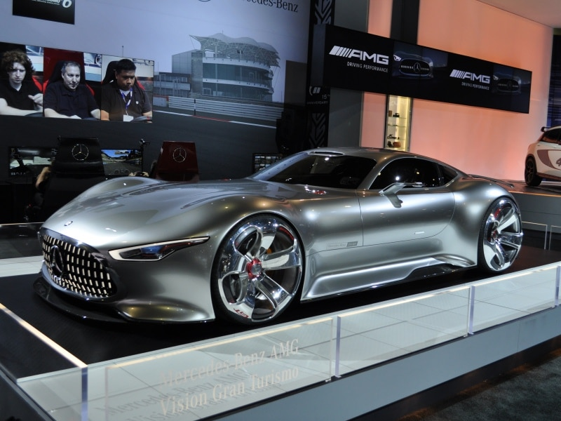 Top 25 Must-See Vehicles @ LA Auto Show