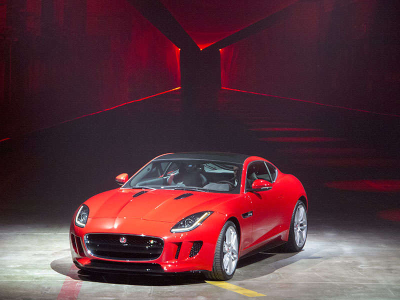 Top 5 Hottest Debuts at L.A. Auto Show