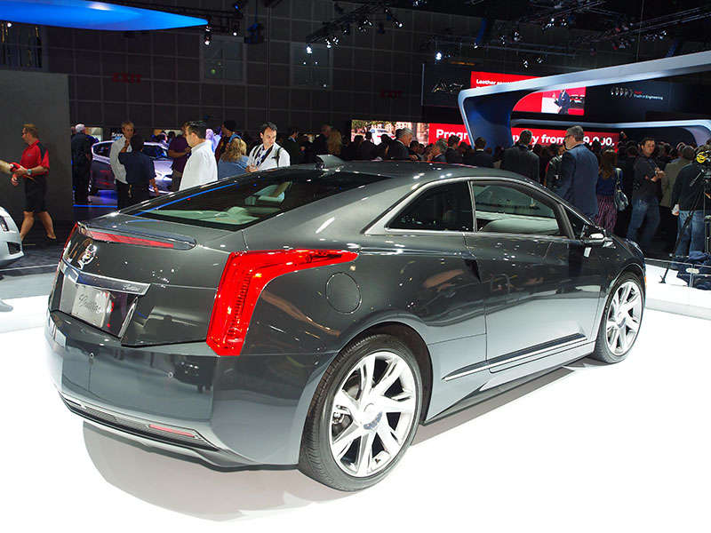 2014 Cadillac ELR Quick Spin Review