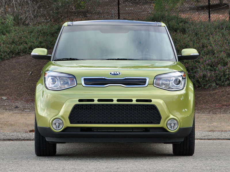 2014 Kia Soul Road Test and Review