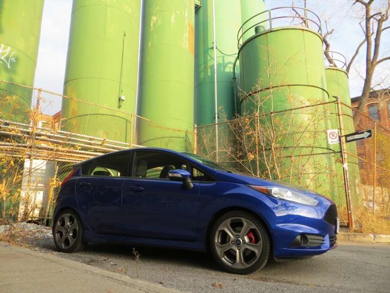 2014 Ford Fiesta ST Road Test And Review