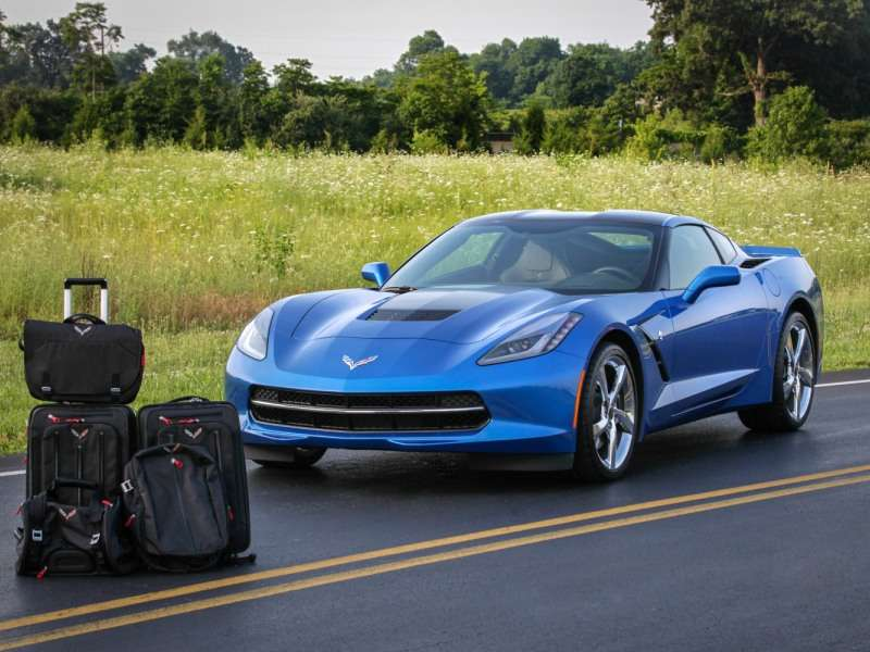 Premiere Edition Convertible Revealed for 2014 Chevy Corvette Stingray