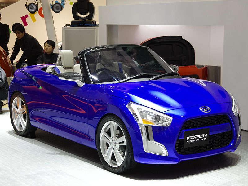 2013 Tokyo Auto Show in Photos