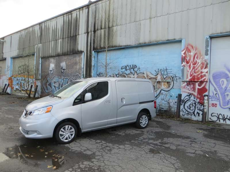 2013 Nissan NV200 Cargo Van Road Test And Review