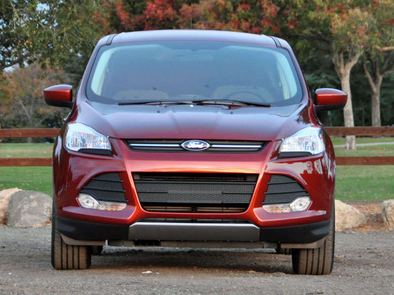 2014 Ford Escape Road Test and Review