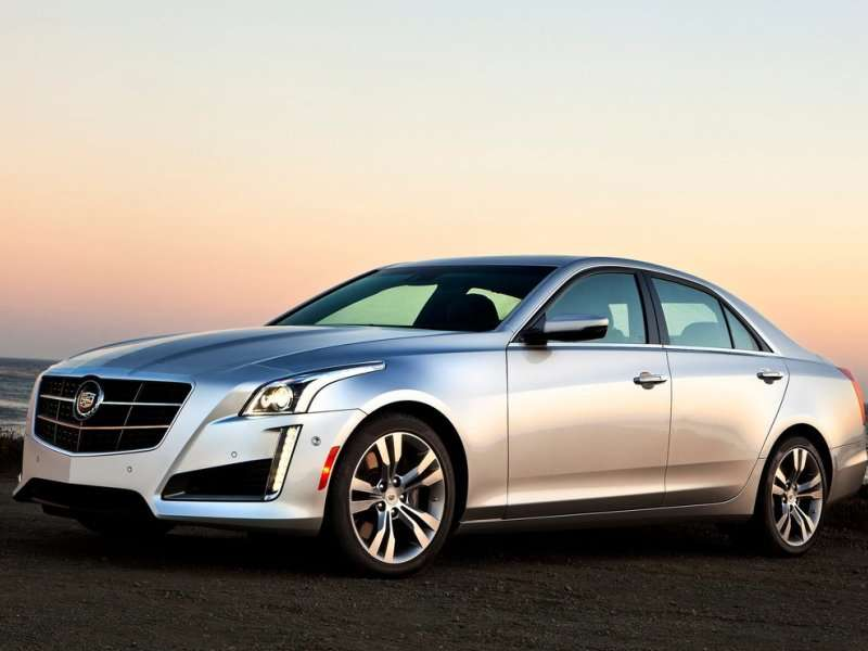 10 Things You Need to Know About the 2014 Cadillac CTS