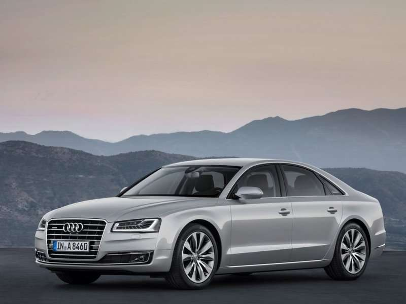 November Auto Sales: Audi Surpasses 2012 Full-year Sales Total