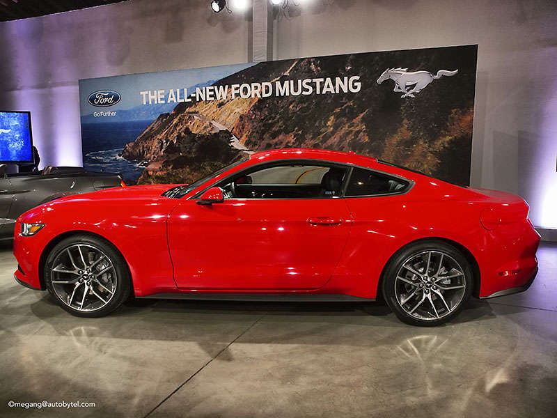 2014 2015 mustang production schedule page 2 mustang for Ford mustang motor sizes