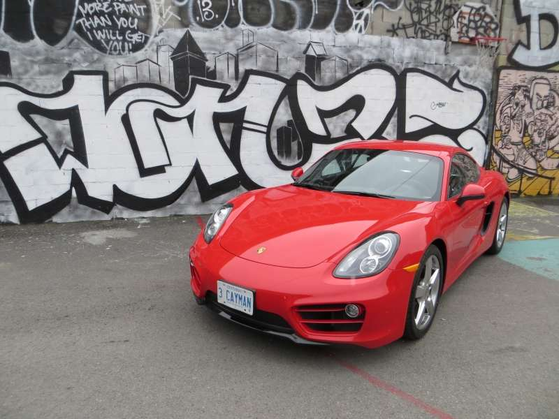 2014 Porsche Cayman Road Test And Review