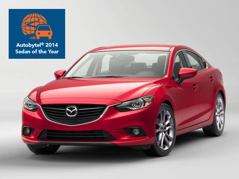 Autobytel 2014 Sedan of the Year: Mazda6