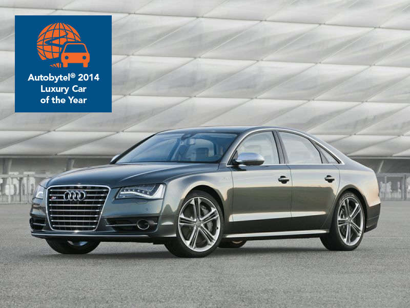 Autobytel 2014 Luxury Car of the Year: Audi S8