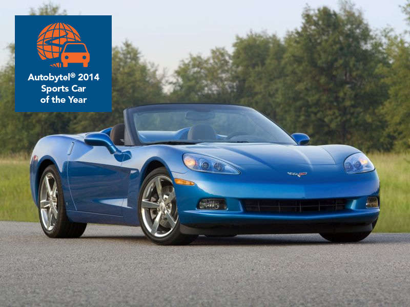 Autobytel 2014 Sports Car of the Year: Chevrolet Corvette Stingray