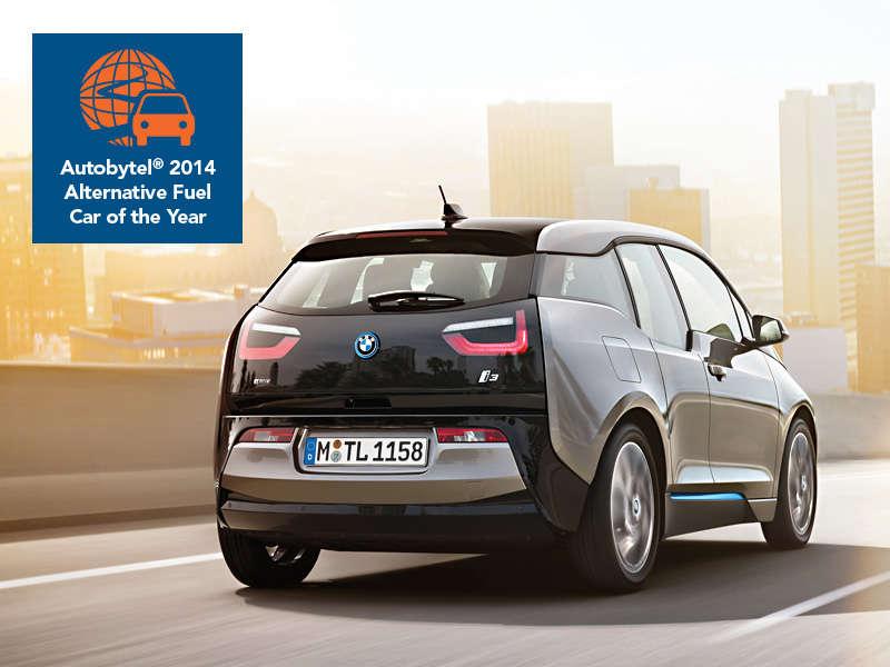 Autobytel 2014 Alt Fuel Car of the Year: BMW i3