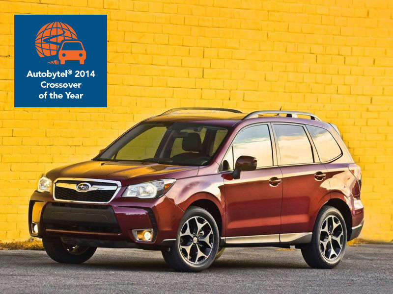 Autobytel 2014 Crossover of the Year: Subaru Forester
