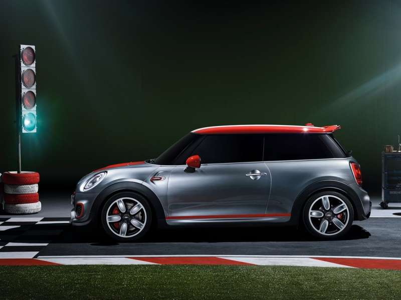 MINI Previews John Cooper Works Concept