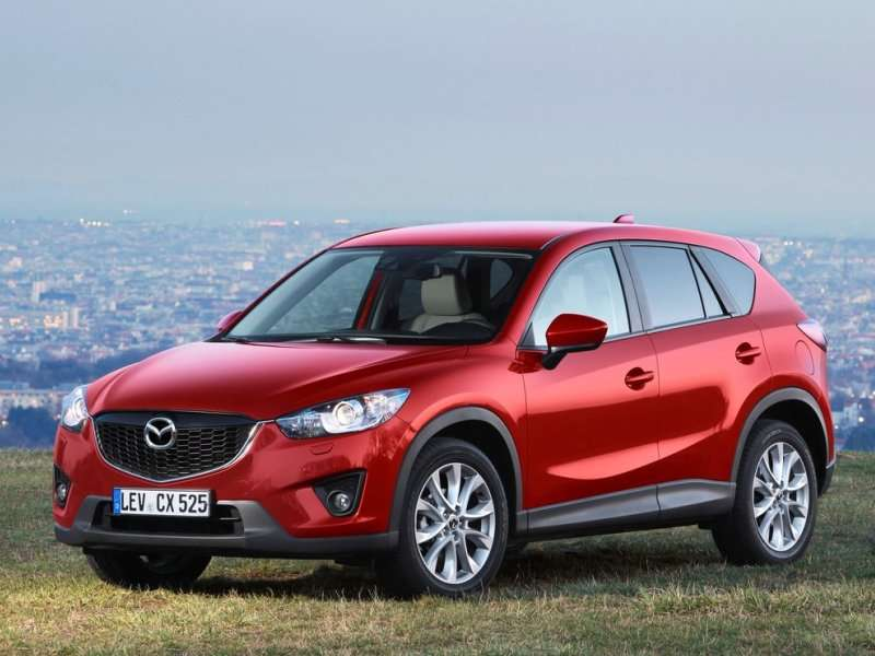 Mazda Tops Latest EPA Fuel-Economy Report