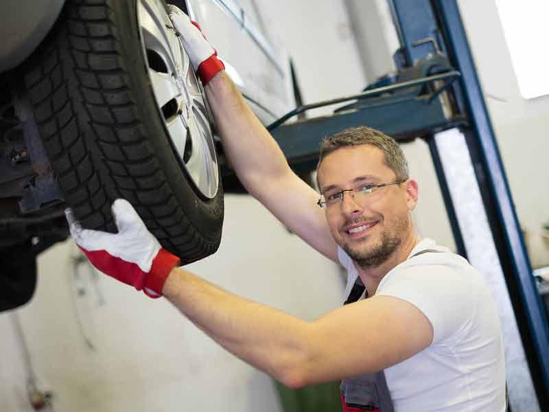 how to check wheel bearings