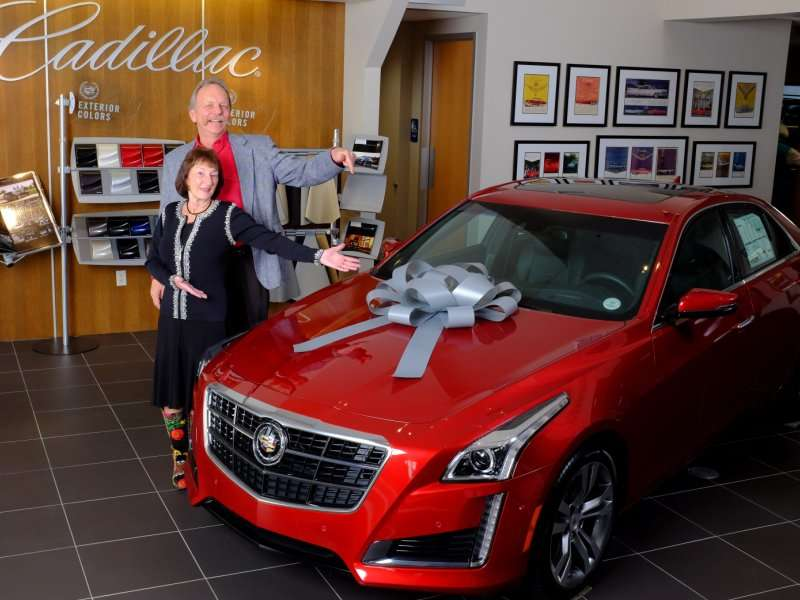 STEM Education Gets Boost from First 2014 Cadillac CTS Vsport