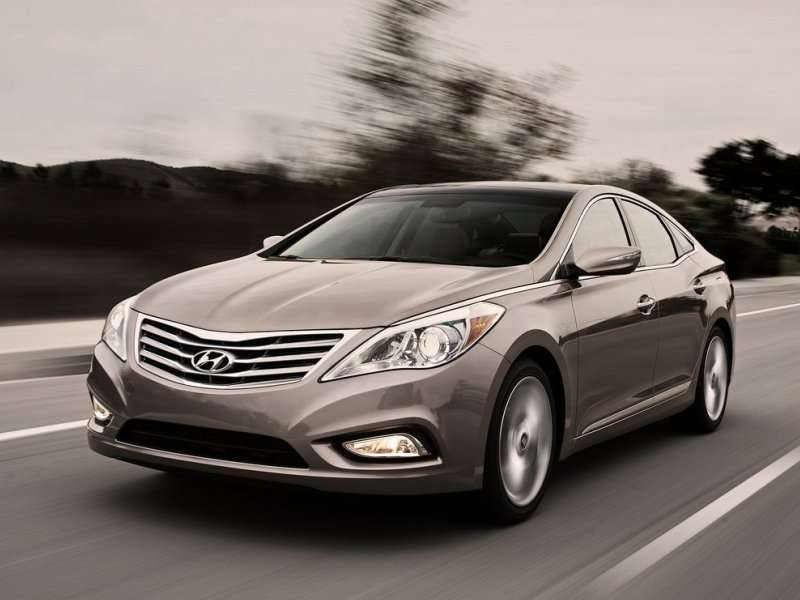 More Content, Lower Price Coming for 2014 Hyundai Azera