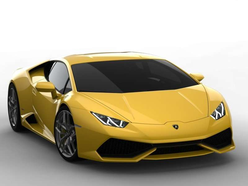 Meet The Lamborghini Huracan