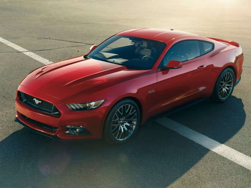 First Retail 2015 Ford Mustang GT To Be Auctioned Off