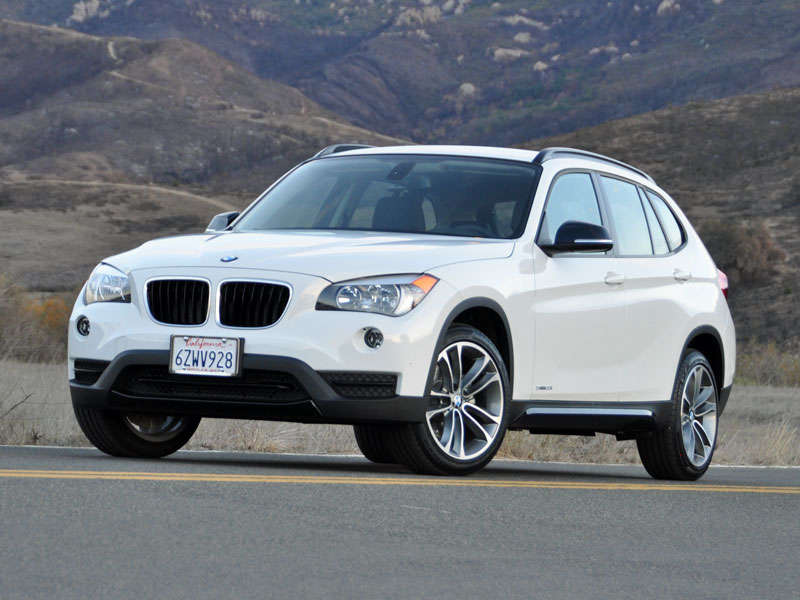 2014 bmw x1 crossover suv road test and review. Black Bedroom Furniture Sets. Home Design Ideas