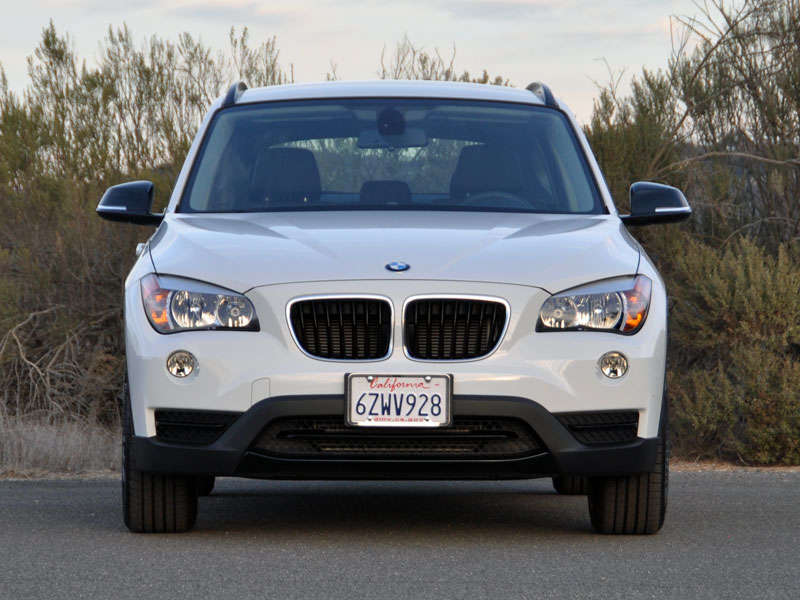 2014 BMW X1 Crossover SUV Road Test and Review