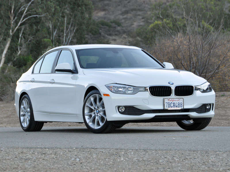 2014 BMW 320i Review and Quick Spin