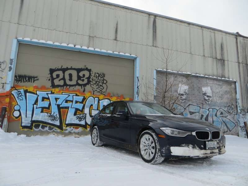 2013 BMW 320i xDrive Road Test And Review