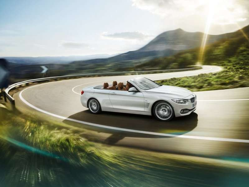 December Auto Sales: BMW of North America Breaks Yearly Record