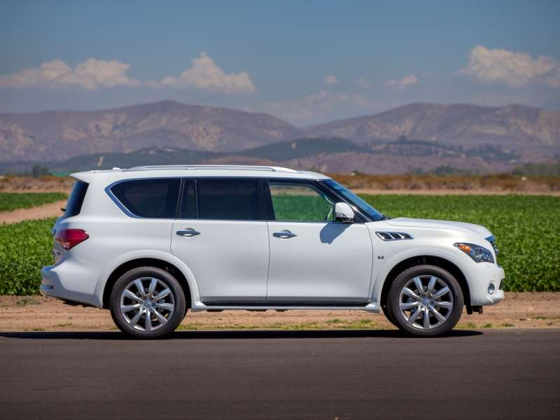 2014 Suvs 3rd Row Seating Suv Reviews Best Fuel Efficient