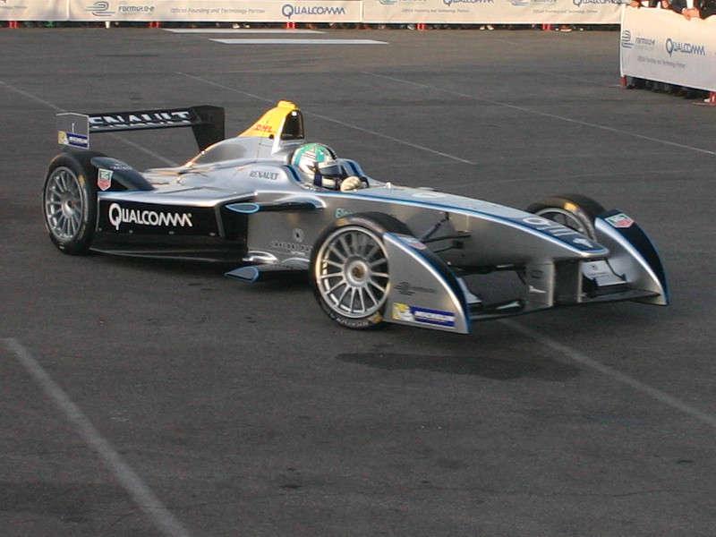 Formula E Spark-Renault SRT_01E