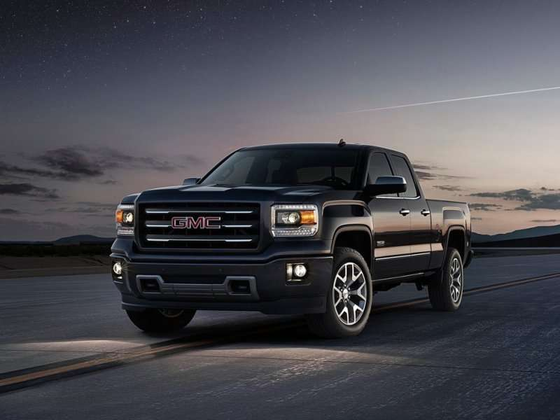 NHTSA: 2014 Chevy Silverado/GMC Sierra Are First 5-Star Full-size Pickups