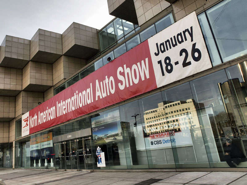 Best of Detroit Auto Show in Photos: Autobytel Captures NAIAS