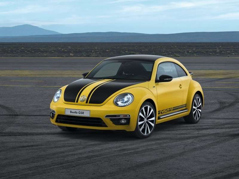 2014 Volkswagen Beetle GSR Road Test and Review