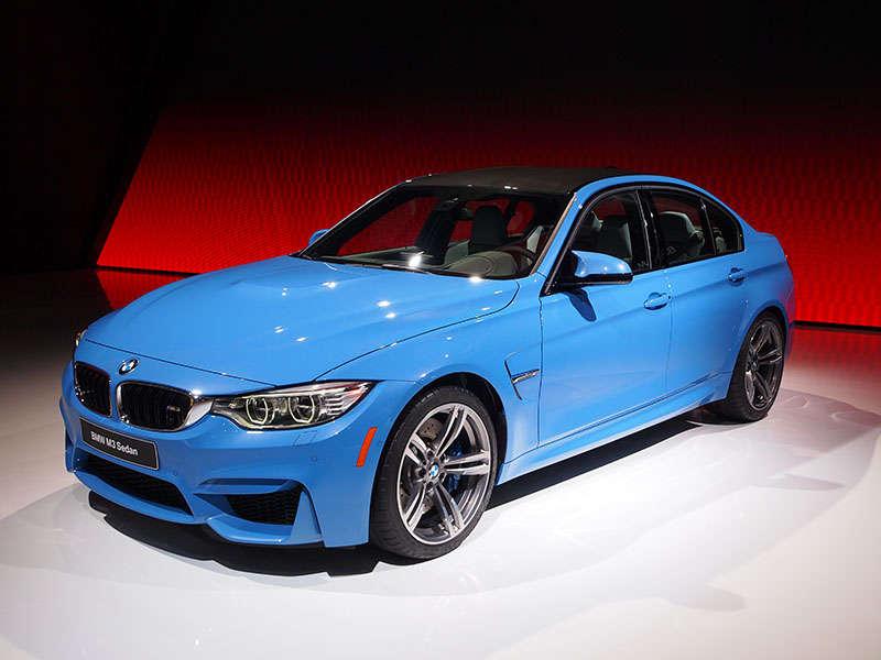 2015 BMW M3 / 2015 BMW M4 Preview - 2014 Detroit Auto Show