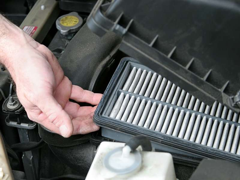 How To Check Air Filter