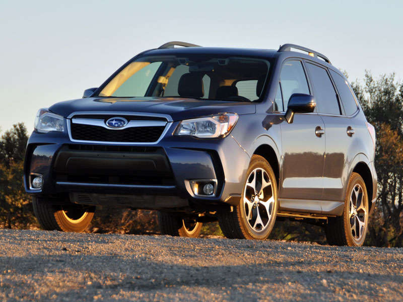 2014 Subaru Forester 2.0XT Review and Quick Spin