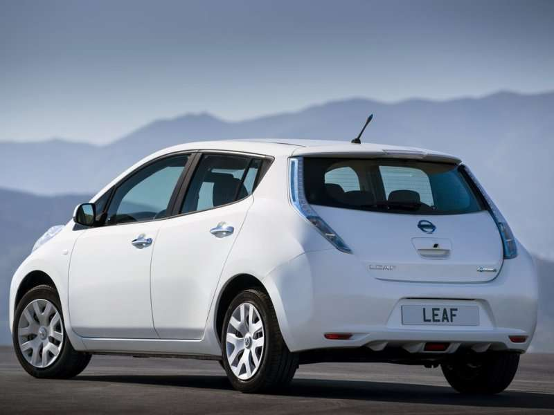 10 Alternative Energy Vehicles