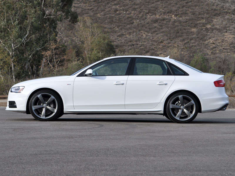 2014 Audi A4 Road Test And Review Autobytel Com