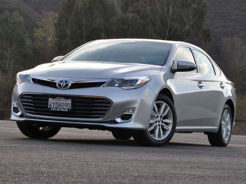 2014 Toyota Avalon Review and Quick Spin