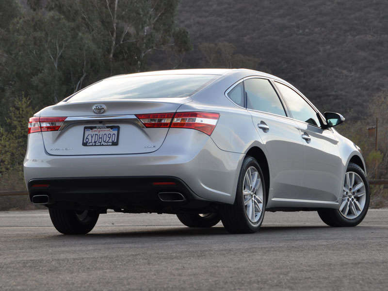 2014 Toyota Avalon Review And Quick Spin Autobytel Com