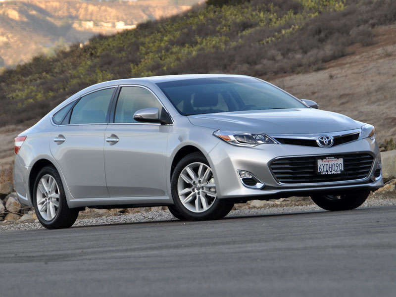 2014 Toyota Avalon Photo Gallery